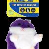 Tiny Tots Fats Hamster Paars