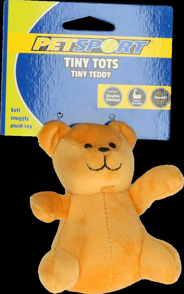 Tiny Tots Teddy Brown