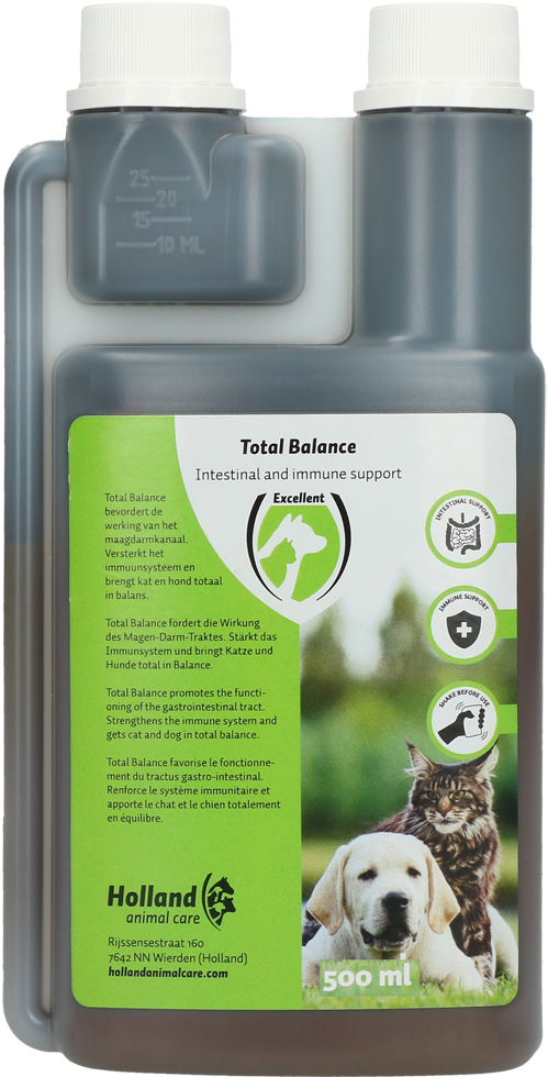 Total Balance Cats & Dogs