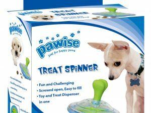 Treat Spinner Dispensing Toy 14 cm