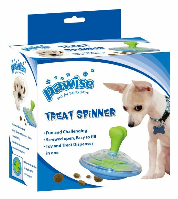 Treat Spinner Dispensing Toy 14 cm