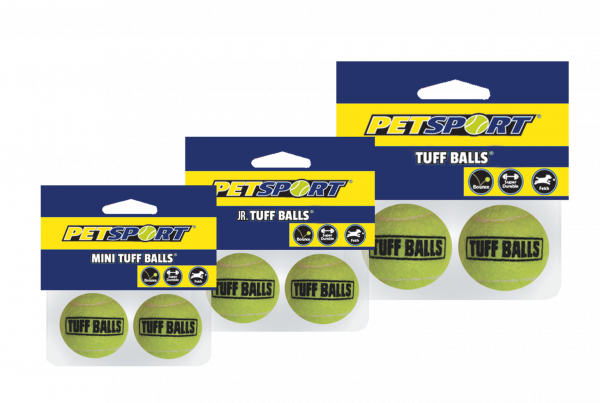 Tuff Balls 6 cm 2-Pack