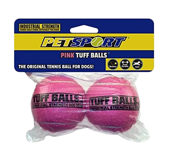 Tuff Balls 6 cm Roze 2-Pack