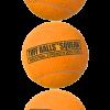 Tuff Balls Squeak 4,5cm 3-Pack Oranje