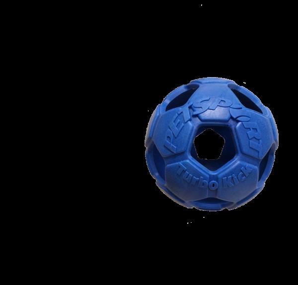 Turbo Kick Soccer Ball 6,25cm Blauw