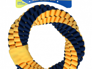 Twisted Chews Giant Infinity Ring