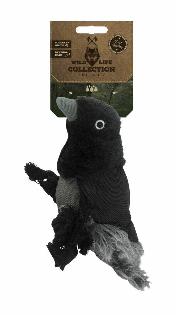 Wild Life Dog Raven (Raaf)