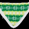 AFP Winter Bandana-Green (24x16x1,5cm)