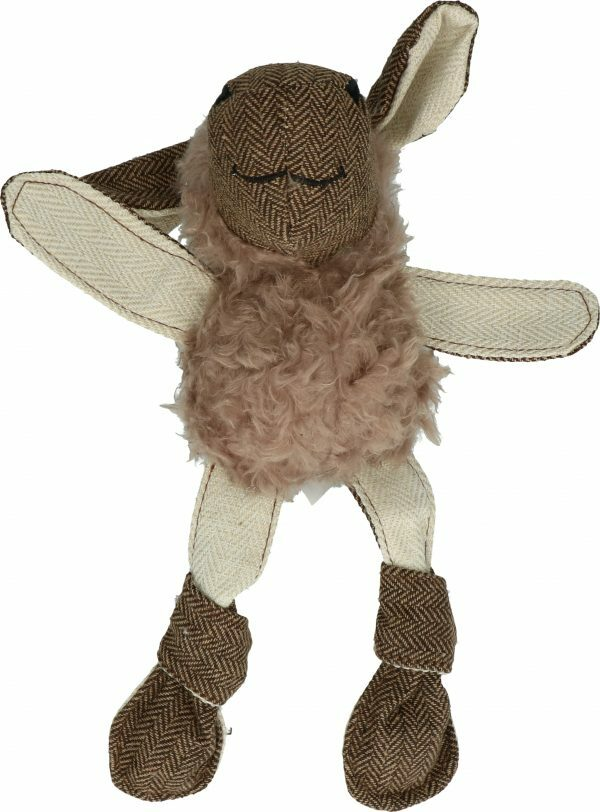 Wooly Luxury Flatfeet Schaap Bruin