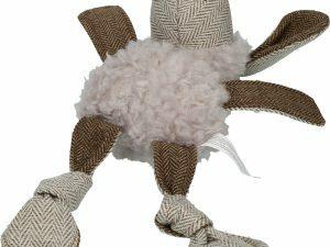 Wooly Luxury Flatfeet Schaap Grijs