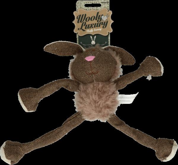 Wooly Luxury Fluffy Konijn Bruin