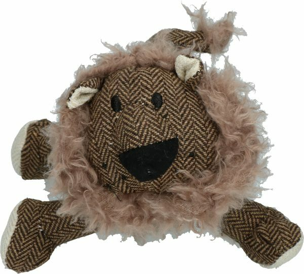 Wooly Luxury Leeuw Bruin