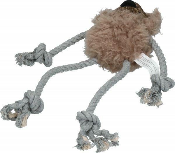 Wooly Luxury Ropy Leeuw Bruin
