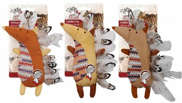 AFP Dream Catcher Cuddler Fox ass. colors