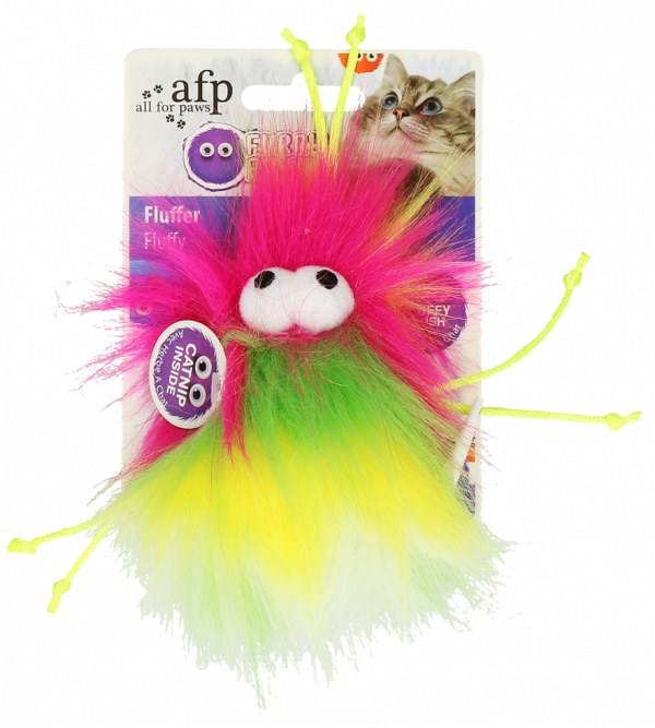 AFP Furry Fluffer Pink