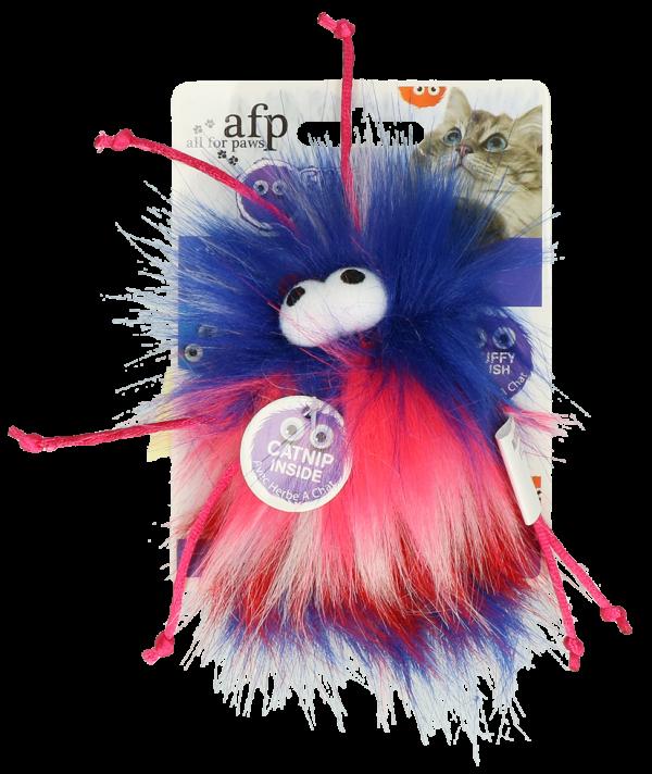 AFP Furry Fluffer Red