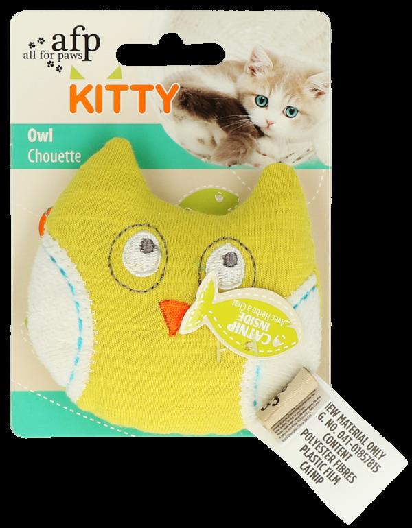 AFP Kitty Owl Yellow