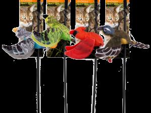 AFP Naturel Flying Bird Wand assorted