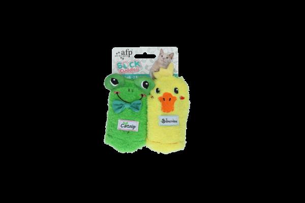 AFP Sock cuddler - Farm Sock - 2 pack