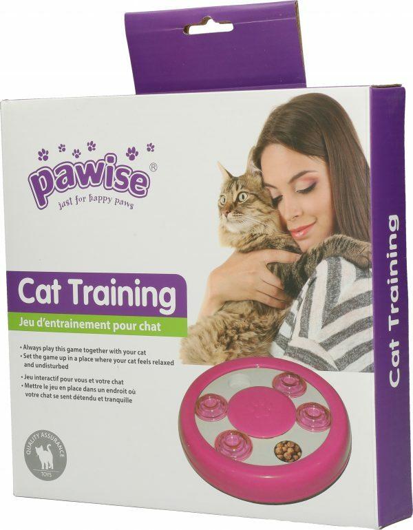 Cat Puzzle Toy