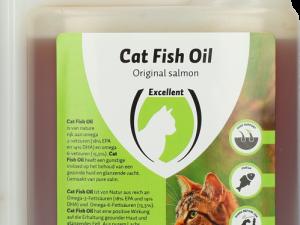 Cat Salmon Oil