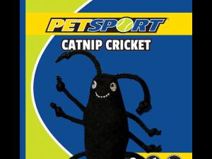 Catnip Cricket Black