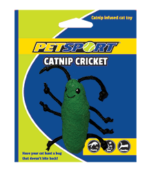 Catnip Cricket Groen