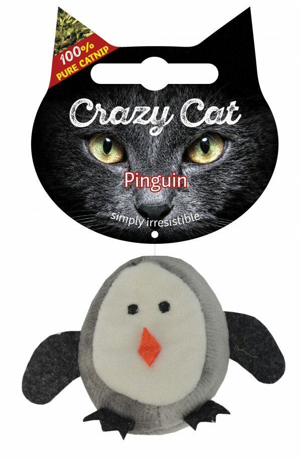 Crazy Cat Penguin vol met Madnip