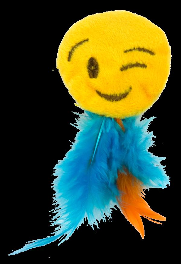 Emoji Cat Winky (met MadNip)