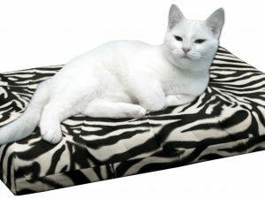 HD Catbed Zebra 45x55cm