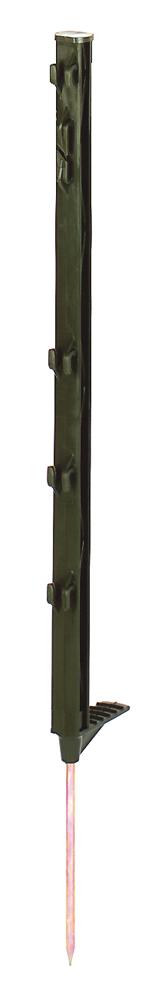 Instappaal 75 cm groen