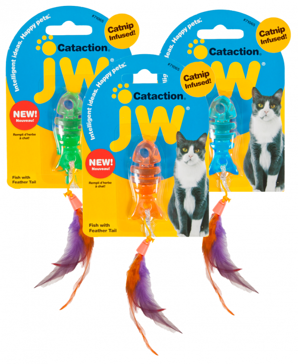JW Fish with Tail