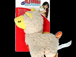 KONG Softies Buzzy Llama EU