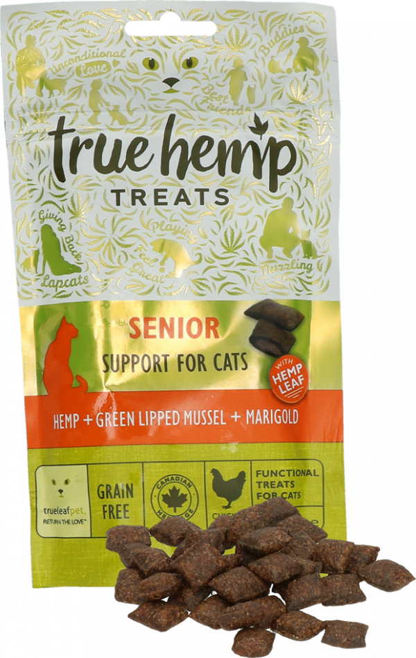 True Hemp Cat Senior