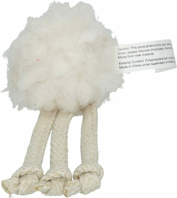 Wooly Luxury Octopus White