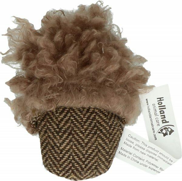 Wooly Luxury Slipper Bruin