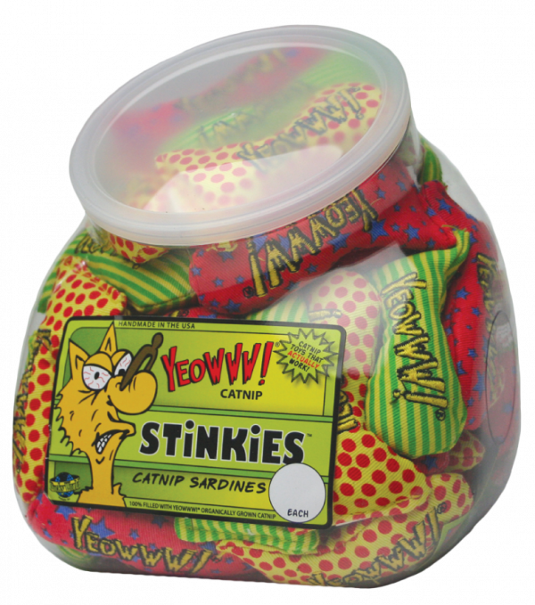 Yeowww Fishbowl of Stinkies (51 st)