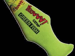 Yeowww Green Fish