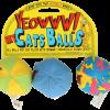Yeowww My Cats Balls (3 st)
