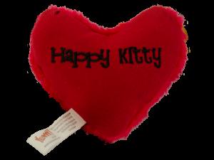 """Yeowww the Hearrrts """"Happy Kitty"""""""