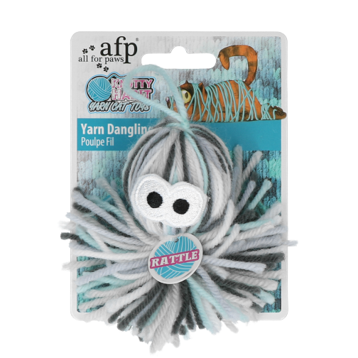 AFP Knotty Habit - Yarn Dangling Octopus