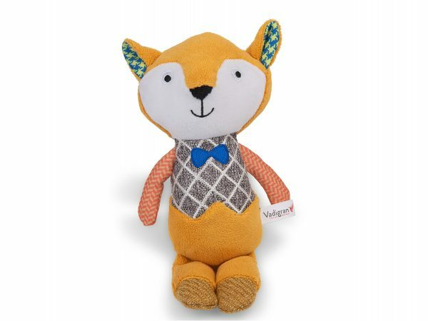 Speelgoed hond Fancy Vos 24cm