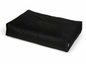 Matras Outdoor Kani zwart 75x55x15cm