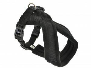 Harnas Comfort Nylon zwart 80cm XL