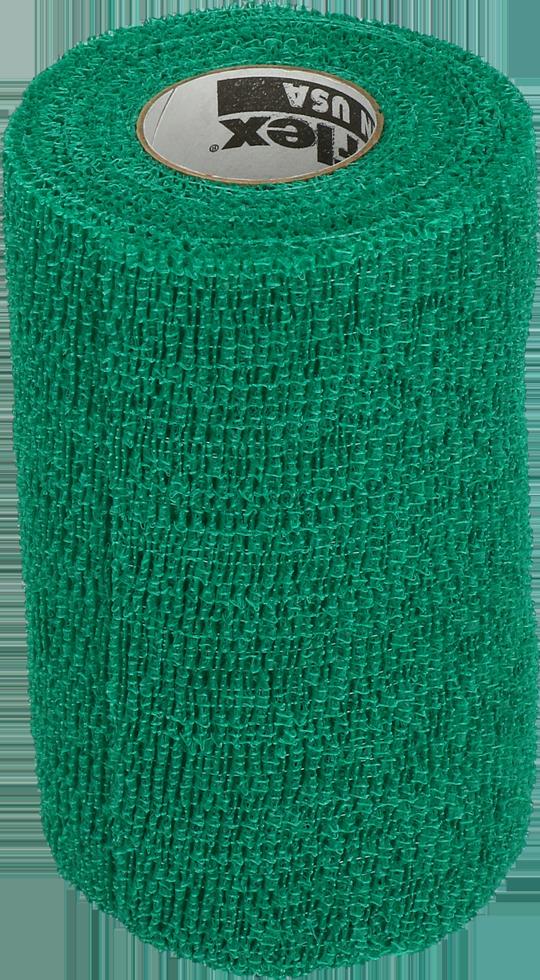 Bandage Equine Powerflex groen 10cm