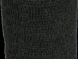 p19360  band0006d bandage equine powerflex zwart 10cm 1