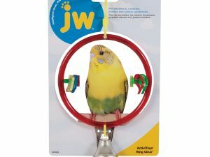 JW Activitoy Ring Clear