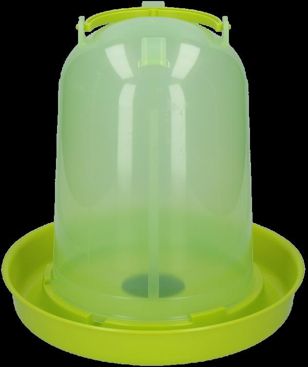 Pluimvee drinktoren 10 l lemon met stop