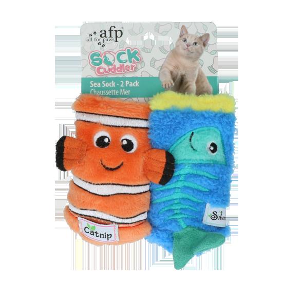 AFP Sock cuddler - Sea sock - 2 pack