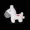 Doggy Doodles Donkey lichtgrijs